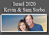Follow the Light on the footsteps of Jesus with Sam & Kevin Sorbo
