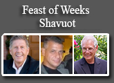 Feast of Weeks Shavuot