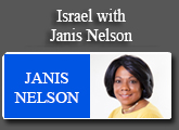 Israel with Janis Nelson